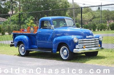 1953  TRUCK  Chevy Pickup CLICK HERE FOR PHOTOS in a NEW WINDOW