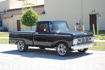 1964  TRUCK  Ford F 100 CLICK HERE FOR PHOTOS in a NEW WINDOW