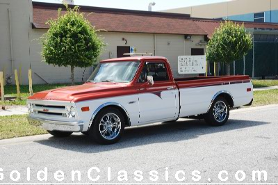 1968  TRUCK  Chevy C-10 CLICK HERE FOR PHOTOS in a NEW WINDOW