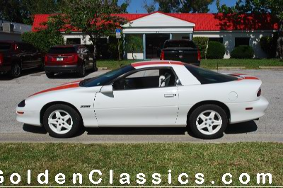 1997  CHEVY  Camaro Z 28    White CLICK HERE FOR PHOTOS in a NEW WINDOW